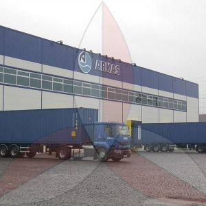 Kayseri Arkas Warehouse And Logistic