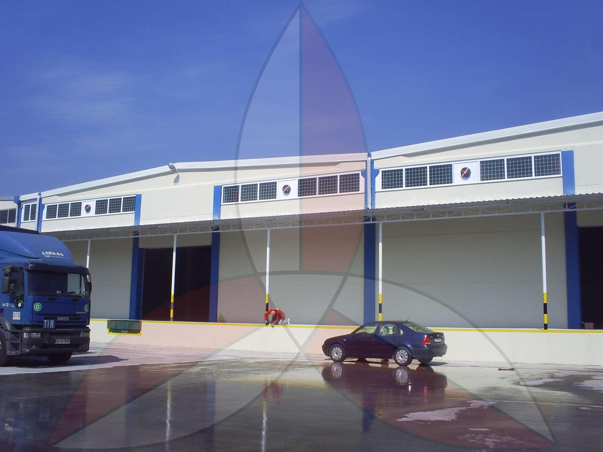 Izmir Arkas Sutculer Warehouse