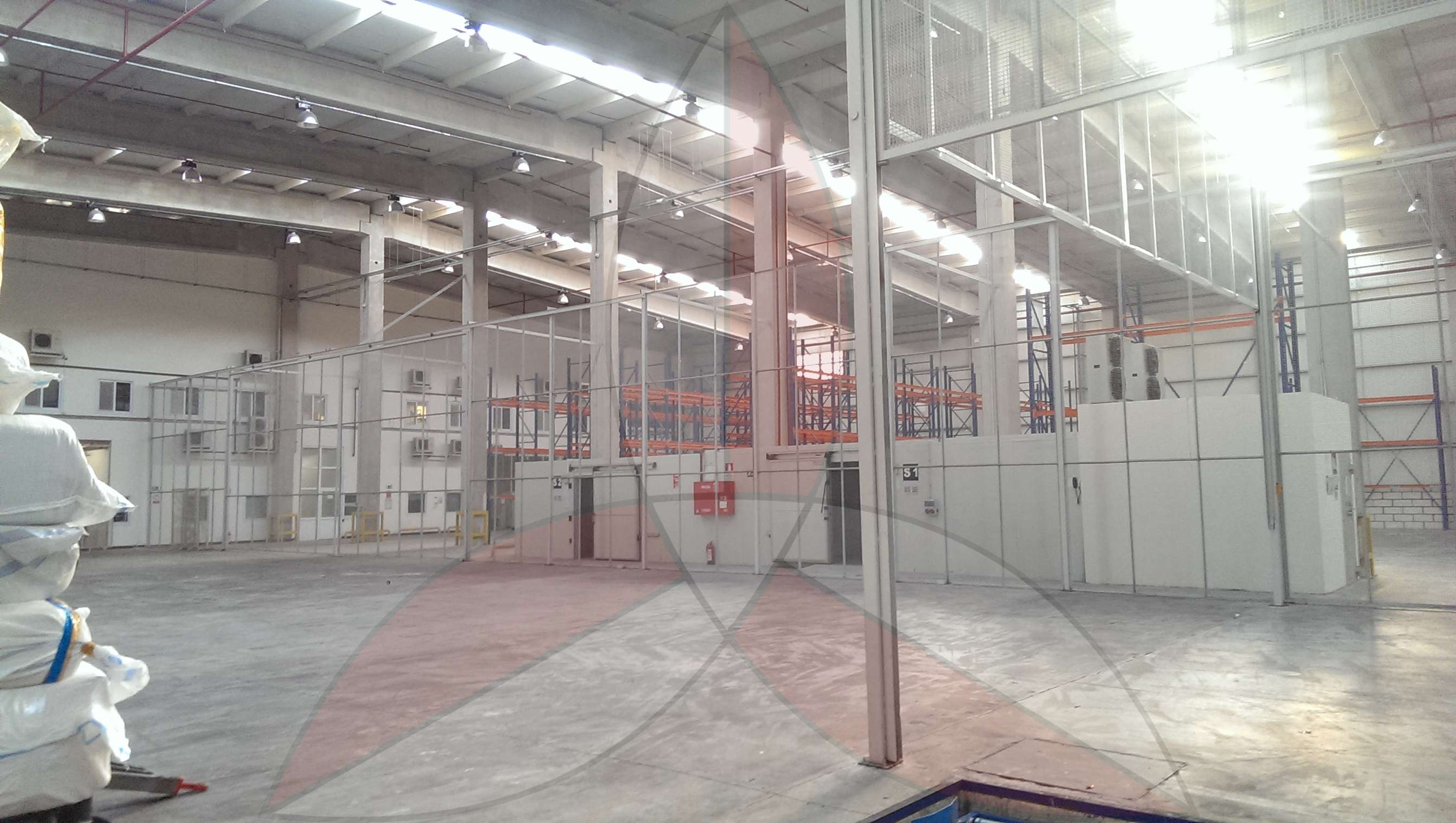 Tekirdag Corlu Airport Warehouses & Logistics Intallations Project Management Services