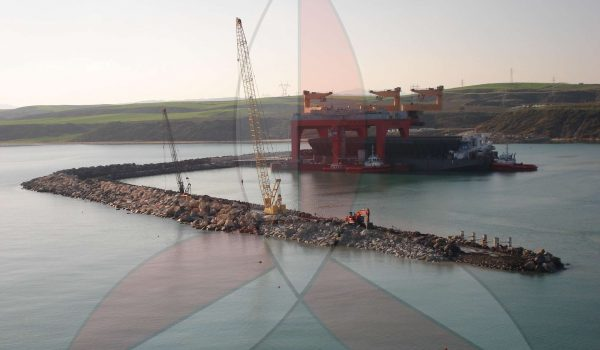 Isken Sugozu Power Plant Breakwater & Jetty Infrastructure Project