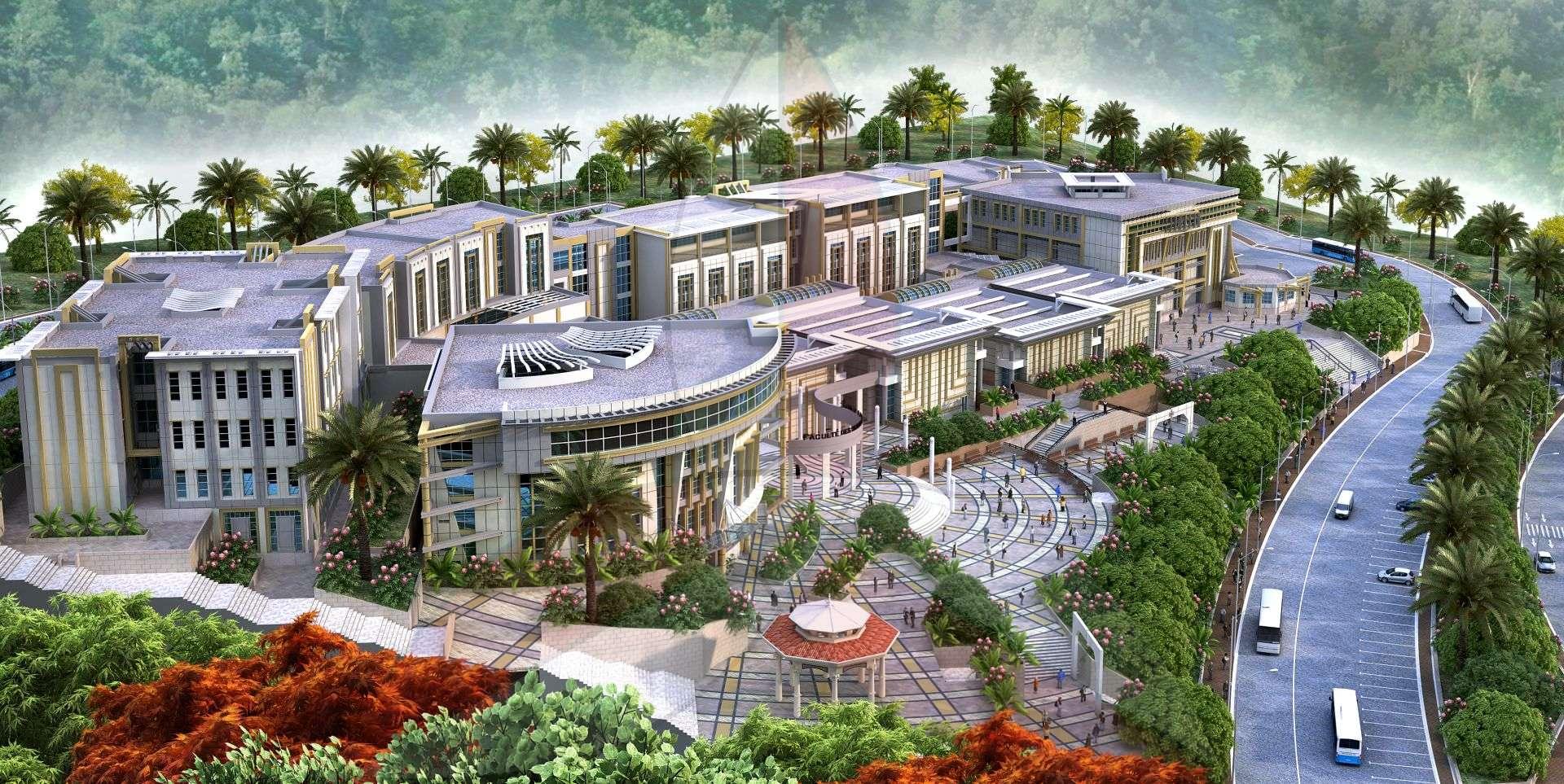 Algeria Guelma University Campus Planning Services